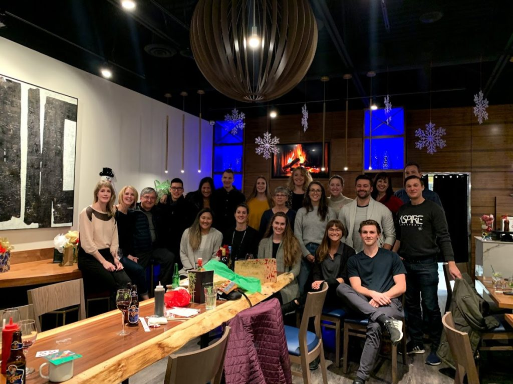 2019 ASPIRE Christmas Party