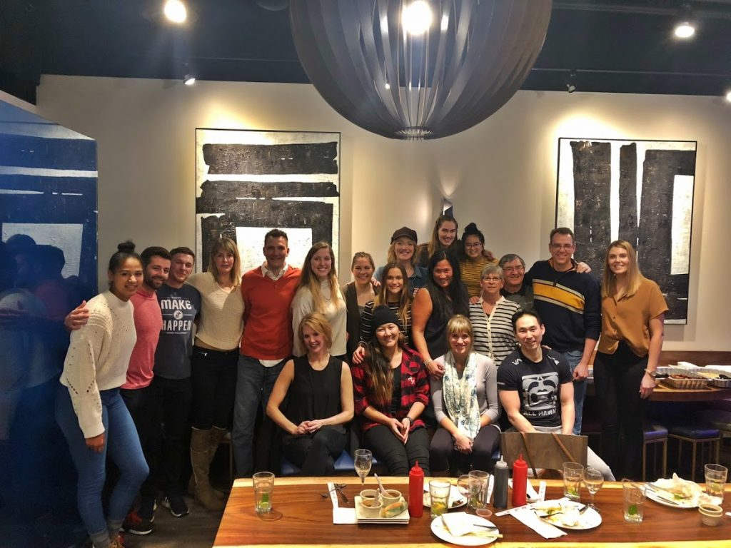 2018 ASPIRE Christmas Party